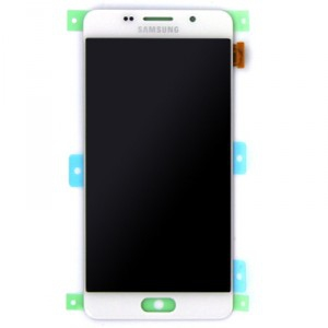 LCD display + Dotyk Samsung A510 Galaxy A5 2016 White (Service Pack)