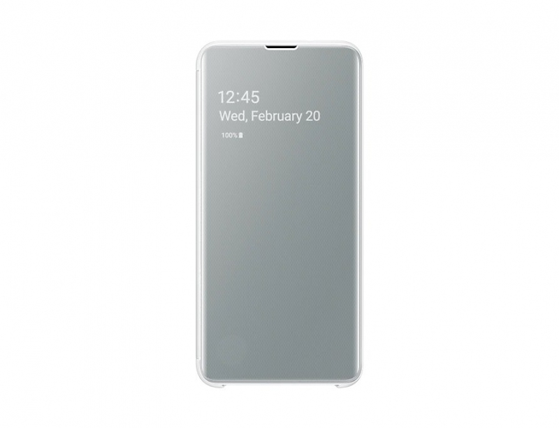 EF-ZG970CWE Samsung Clear View Cover White pro G970 Galaxy S10e