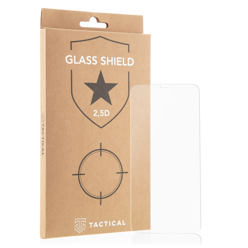 Tactical Glass Shield 2.5D pro iPhone 11 Clear