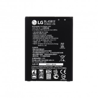 BL-45B1F LG Baterie 3000mAh Li-Ion (Bulk)