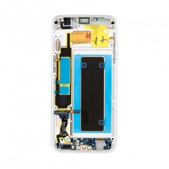 LCD display + Dotyk Samsung G935 Galaxy S7 Edge Silver (Service Pack)