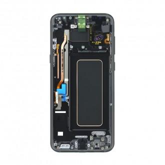 LCD display + Dotyk Samsung G955 Galaxy S8 Plus Black (Service Pack)