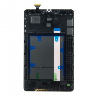 LCD display + Dotyk Samsung T560/T561 Galaxy TAB E 9.6 Black (Service Pack)