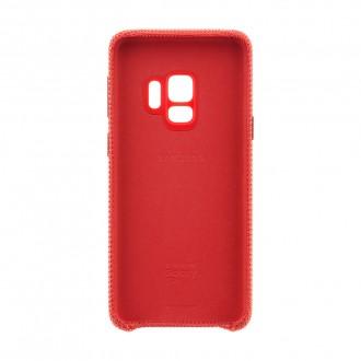 EF-GG960FRE Samsung Hyperknit Cover Red pro G960 Galaxy S9