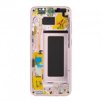 LCD display + Dotyk Samsung G950 Galaxy S8 Pink (Service Pack)