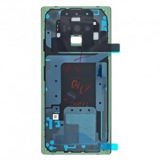Samsung N960 Galaxy Note 9 Kryt Baterie Black (Service Pack)