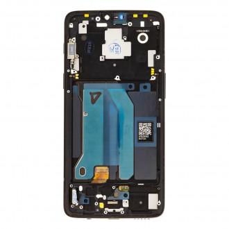 LCD Display + Dotyková Deska + Přední Kryt pro OnePlus 6