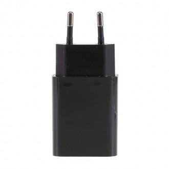 Xiaomi MDY-08-DF USB Fast Cestovní nabíječka Black (Bulk)