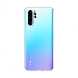 Huawei Original Clear Protective Kryt Transparent pro Huawei P30 Pro
