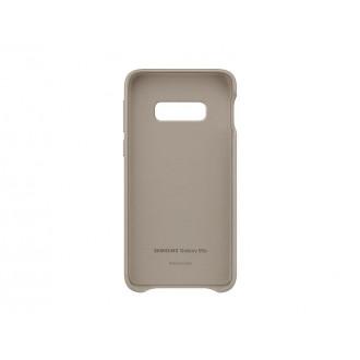 EF-VG970LJE Samsung Leather Cover Gray pro G970 Galaxy S10e