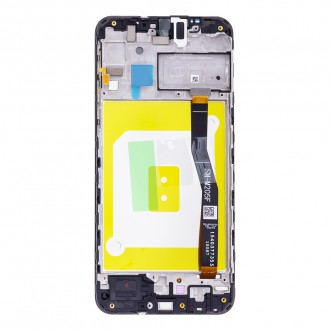 LCD display + Dotyk Samsung M205 Galaxy M20 Black (Service Pack)