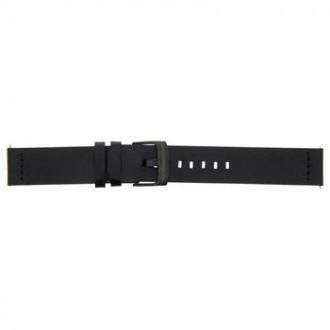 Tactical 307 Kožený Řemínek pro Huawei Watch GT Black