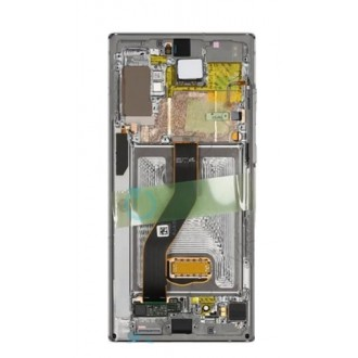 LCD display + Dotyk Samsung N975 Galaxy Note 10+ Silver (Service Pack)