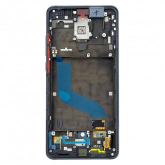 LCD Display + Dotyková Deska + Přední Kryt pro Xiaomi Mi9T Black