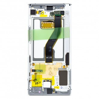 LCD display + Dotyk Samsung N975 Galaxy Note 10+ White (Service Pack)