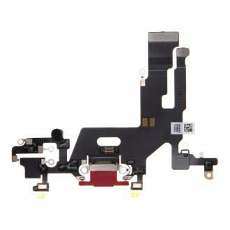 iPhone 11 Flex Kabel vč. Dobíjecího Konektoru Red