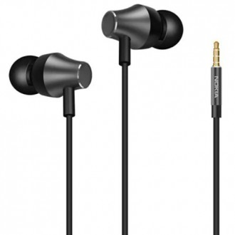WH-301 Nokia Stereo Headset Black