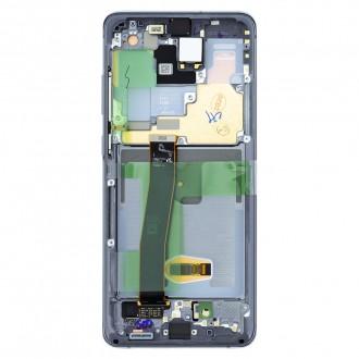 LCD display + Dotyk Samsung G988 Galaxy S20 Ultra Cosmic Gray (Service Pack)