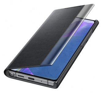 Samsung Clear View Cover pro Galaxy Note 20 Mystic Black (EF-ZN980CBE)