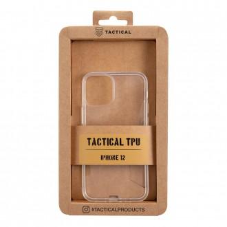 Tactical TPU Kryt pro Apple iPhone 12 mini Transparent