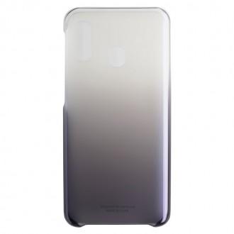 Originální Kryt Samsung EF-AA202CBE Samsung Gradation pro Galaxy A20e Black
