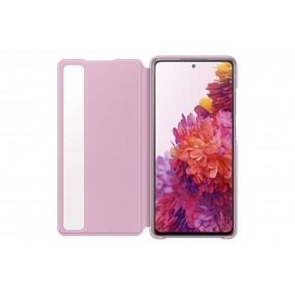 EF-ZG780CVE Samsung Clear View Cover pro Galaxy S20 FE Violet