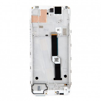 Motorola One Fusion + LCD Display + Dotyková Deska Black (Service Pack)