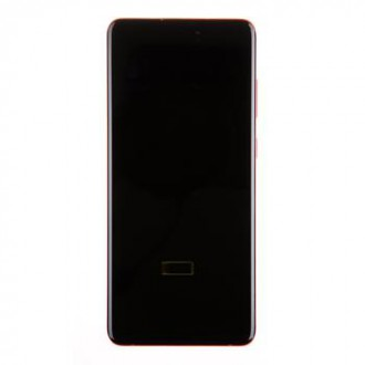 LCD display + Dotyk Samsung G986/G985 Galaxy S20+ Aura Red (Service Pack)