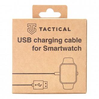 Tactical USB Nabíjecí Kabel pro Fitbit Versa 3/Sense