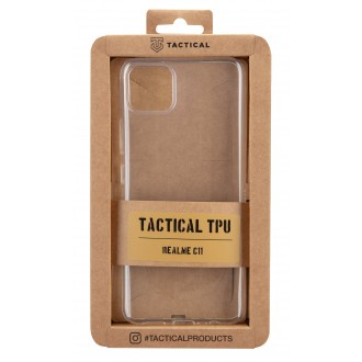 Tactical TPU Kryt pro Realme C11 Transparent