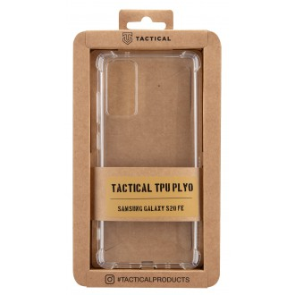 Tactical TPU Plyo Kryt pro Samsung Galaxy S20 FE Transparent