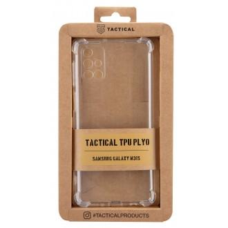 Tactical TPU Plyo Kryt pro Samsung Galaxy M31s Transparent