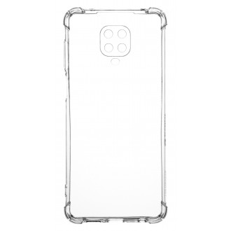 Tactical TPU Plyo Kryt pro Xiaomi Redmi Note 9 Pro Max Transparent
