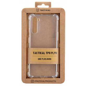 Tactical TPU Plyo Kryt pro One Plus Nord Transparent