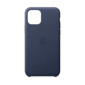 Apple Kožený Kryt pro iPhone 11 Pro Midnight Blue (EU Blister) (MWYG2ZM/A)