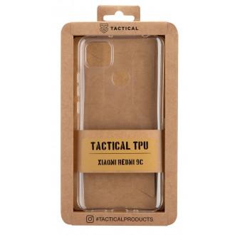 Tactical TPU Kryt pro Xiaomi Xiaomi Redmi 9C Transparent