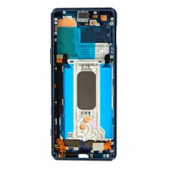 LCD Display + Dotyková Deska Blue Sony AS52 Xperia 5 II (Service Pack)