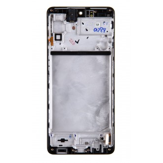 LCD Display + Dotyk Samsung M515 Galaxy M51 Black (Service Pack)