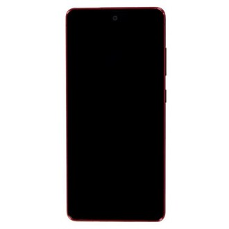 LCD display + Dotyk Samsung G780F Galaxy S20 FE Cloud Red (Service Pack)