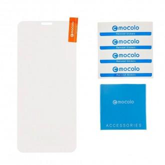 Mocolo 2.5D Tvrzené Sklo 0.33mm Clear pro iPhone 7/8/SE2020