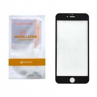Mocolo 5D Tvrzené Sklo Black pro Xiaomi Mi Note 10 Lite / Xiaomi F2 Pro