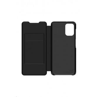 GP-FWA025AM Samsung Wallet Book Pouzdro pro Galaxy A02s Black