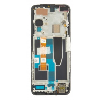 LCD Display + Dotyková Deska + Přední Kryt pro Realme X3 SuperZoom (Service Pack)