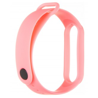 Tactical 659 Silikonový Řemínek pro Xiaomi Mi Band 5 Pink