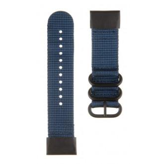 Tactical 676 Nylonový Řemínek pro Garmin Fenix 5X/6X QuickFit 26mm Blue