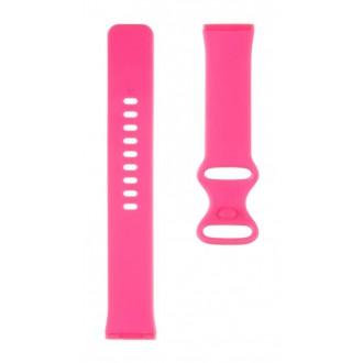 Tactical 722 Silikonový Řemínek pro Fitbit Versa 3 Rose
