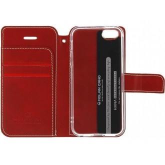 Molan Cano Issue Book Pouzdro pro Samsung Galaxy A32 4G Red
