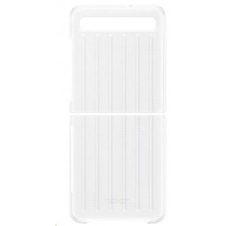 EF-QF707CTE Samsung Clear View Cover pro Galaxy Z Flip Transparent
