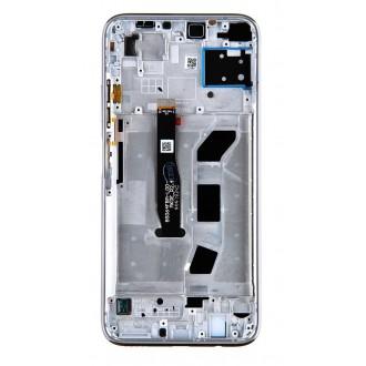Huawei P40 Lite LCD Display + Dotyková Deska + Přední Kryt Breathing Crystal