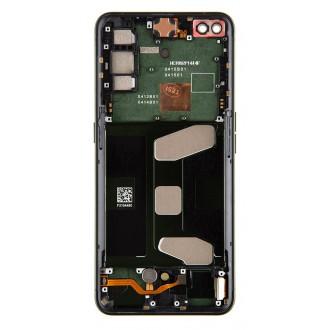 LCD Display + Dotyková Deska + Přední Kryt pro Realme X50 PRO Moss Green (Service Pack)